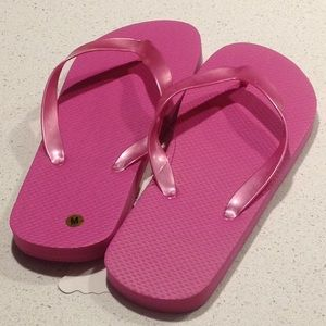 Flip Flops Pink NEW